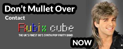 80s mullet